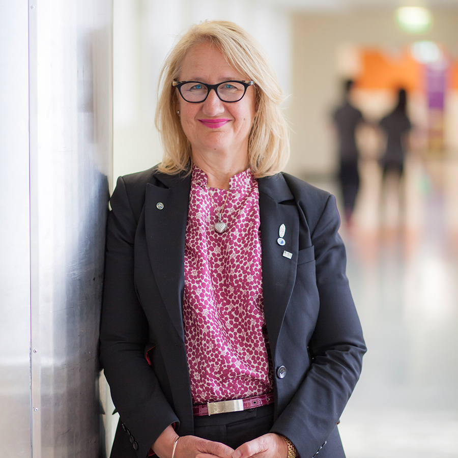 Prof Helen O'Connell